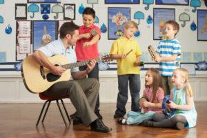 musique dans le parcours scolaire